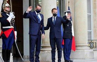 Yunanistan'ın savunması Fransa'ya emanet!