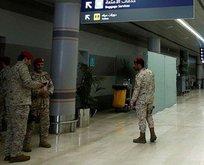 Suudi Arabistan'da Havalimanı'na saldırı!