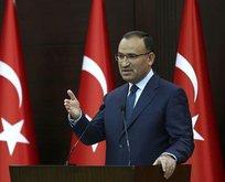 Türkiyeden ABDye net mesaj