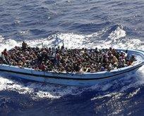 600 kişiyi taşıyan tekne alabora oldu!