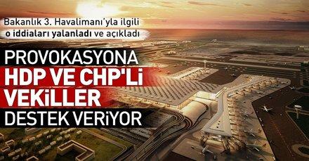 Son dakika! Bakanlık noktayı koydu! 3. Havalimanı 29 Ekim'de açılacak
