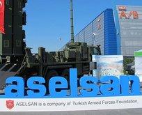 ASELSAN'dan 118 milyon avroluk dev sözleşme