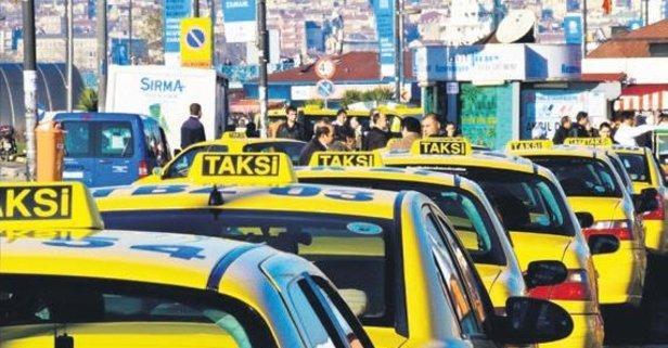 100 TL veren taksici oluyor