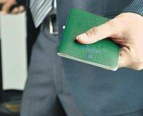Yeşil ve gri pasaport sahiplerine vize şoku!