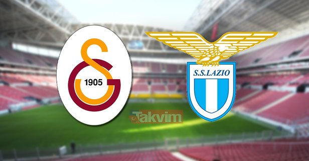 Galatasaray Lazio maçı ne zaman, saat kaçta?