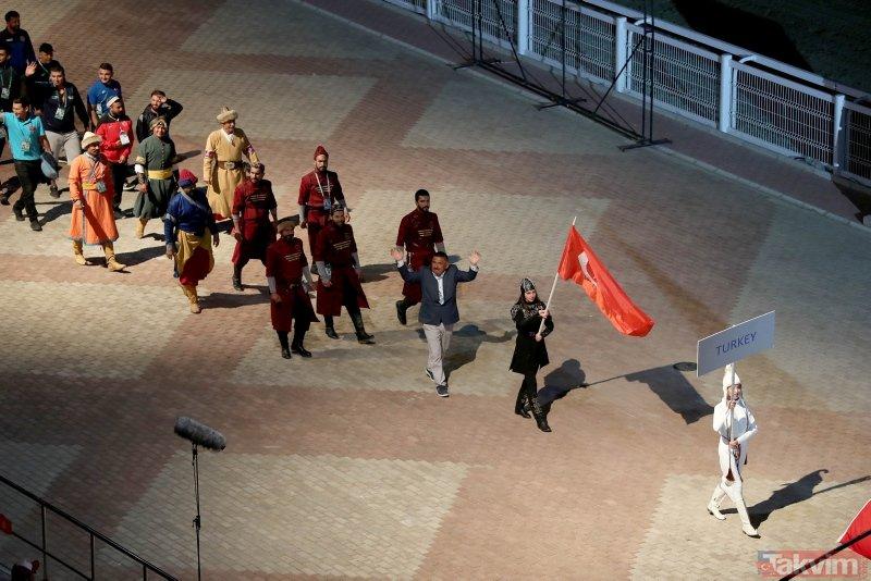 Başkan Erdoğan 3. Dünya Göçebe Oyunları'nın açılış törenine katıldı