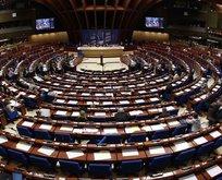 Avrupa Konseyi'nde skandal