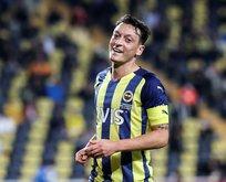 Vitor Pereira'dan Mesut Özil'e özel görev! Trabzonspor maçında...