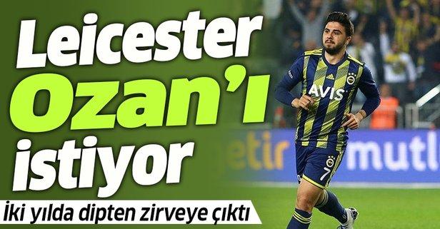 Leicester'a 3. Türk Ozan Tufan