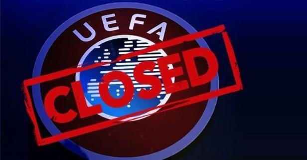 UEFA resmen açıkladı! Tüm organizasyonlar...