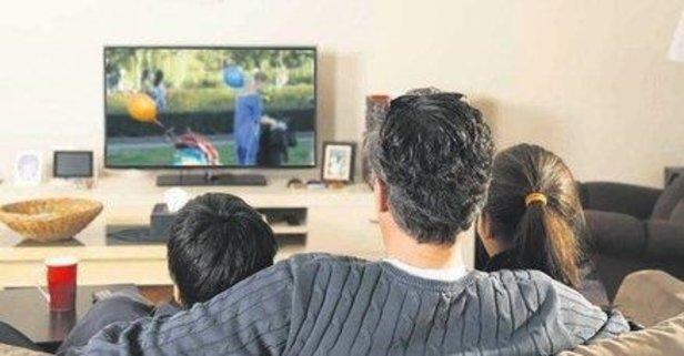 Televizyona haciz gelmez