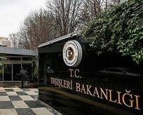 Türkiye'den çok sert tepki: Kabul edilemez