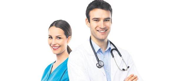 Sağlık çalışanına çifte müjde