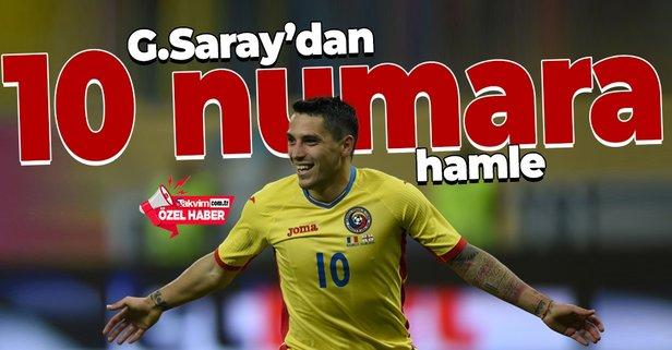 Galatasaray'dan 10 numara hamle