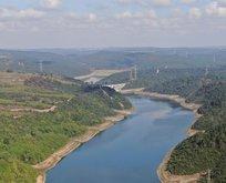 İstanbul barajları alarm veriyor!