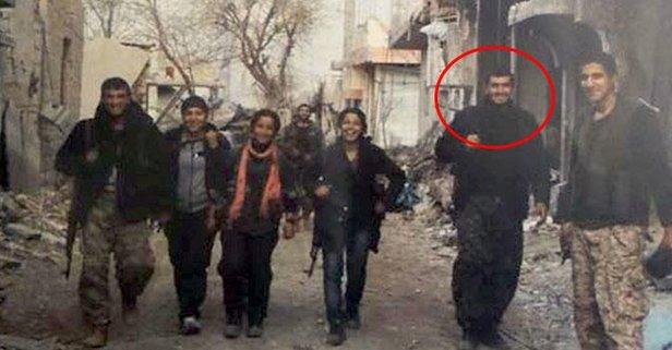 PKKnın sözde üst düzey sorumlusu yakalandı