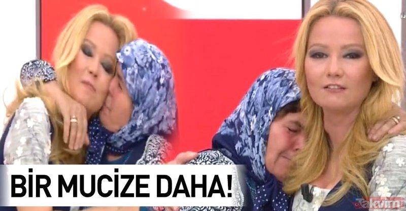 Müge Anlı son bölümde film gibi hikaye! Öldü sandıkları kızları Zeynep Yıldız'ın 16 yıl sonra fotoğrafına ulaşıldı!