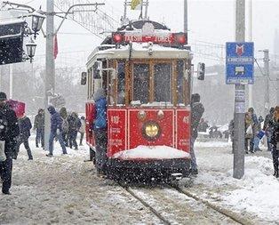 Kandilli tarih verdi! İstanbul için kar yağışı uyarısı
