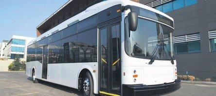 Karsan'dan ABD için doğalgazlı otobüs