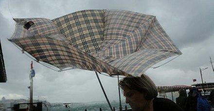 Meteoroloji'den fırtına uyarısı! İstanbul'da hava nasıl olacak? 16 Şubat hava durumu