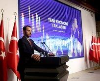 Bakan Berat Albayrak Yeni Ekonomik Modeli açıkladı