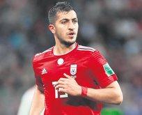 Hosseininin hesabı FIFAya kaldı