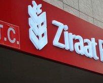 Ziraat Bankası kredi faiz oranlarını indirdi!
