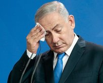Netanyahu'ya büyük tepki