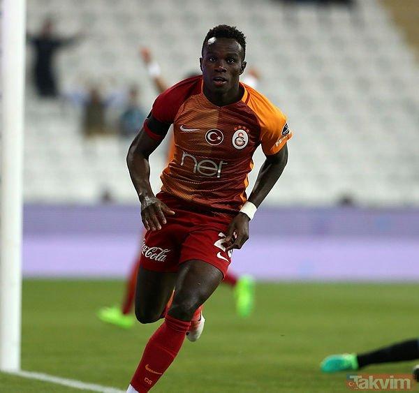 Bruma Galatasaraya geri dönüyor!