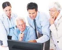 Yaşlıya-çalışana toplu para fırsatı