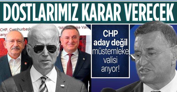 CHP'li Lütfü Savaş'ın skandal sözlerine sert tepki: Cumhurbaşkanı adayı değil Müstemleke Valisi arıyorlar - Takvim