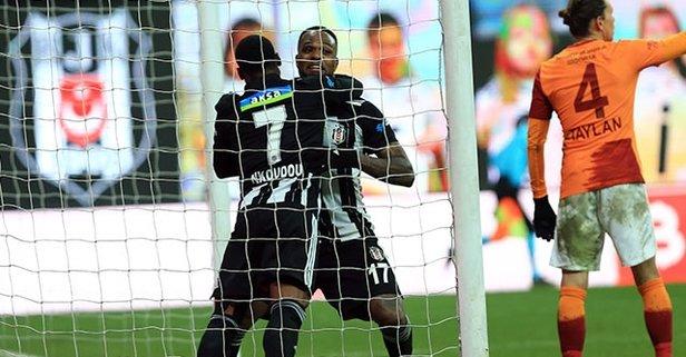 Galatasaray - Beşiktaş maçında favori belli oldu