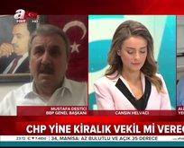 CHP politikalarının mahkumu olursunuz