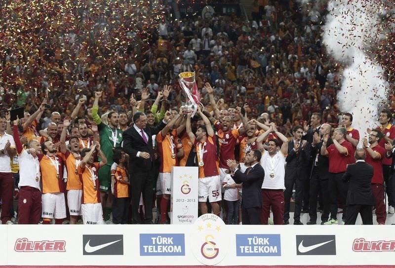 Galatasaray'ın 19. şampiyonluğu