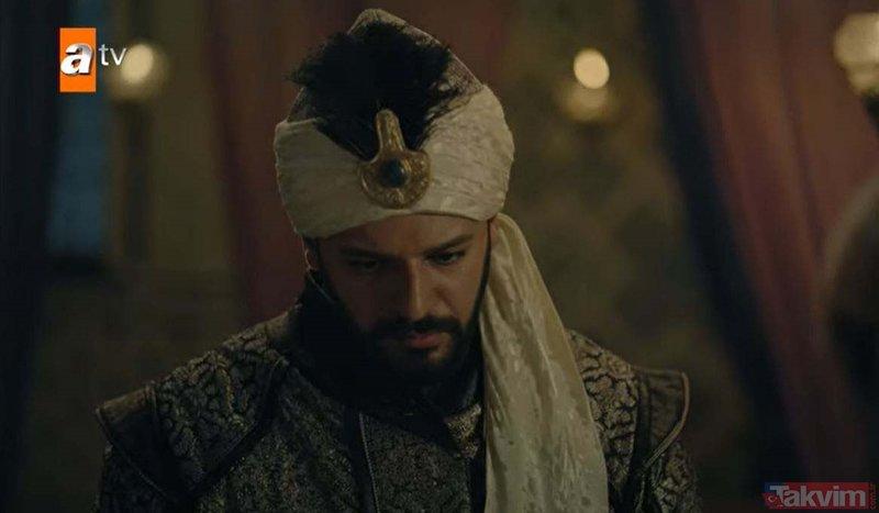 """Sultan Aleaddin'den ters köşe! Bozkır Arslanı Celaleddin 7. bölüm fragmanı yayınlandı: """"Benim yüzümden"""""""