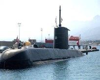 Ve Girne Limanı'na demirledi...