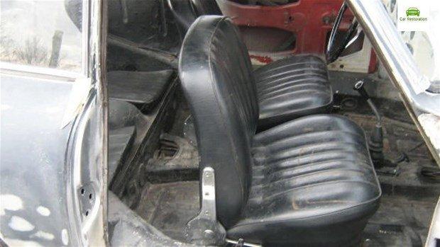 1955 model Porscheyi yenilediler