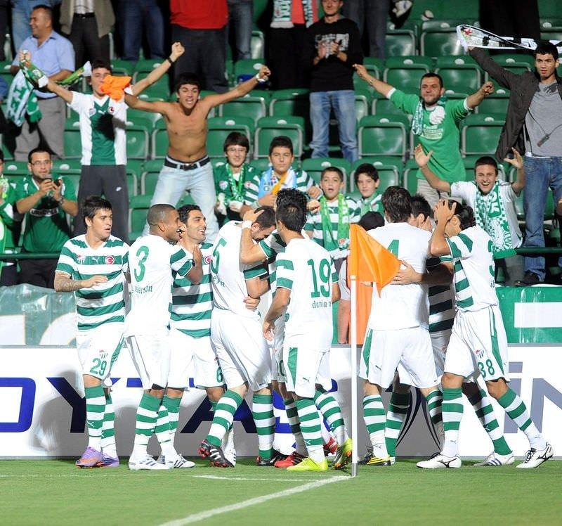 Bursaspor-Bucaspor ( Spor Toto Süper Lig 6.Hafta)