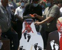 Filistin'den Siyonist plana karşı hamle