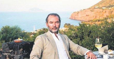 Moncler'in sahibi Remo Ruffini Bodrum'da tatil yapıyor