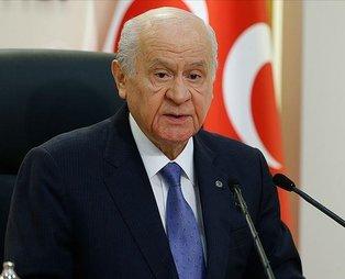 Son dakika: MHP Genel Başkanı Bahçeli'den erken seçim tartışmalarına sert tepki