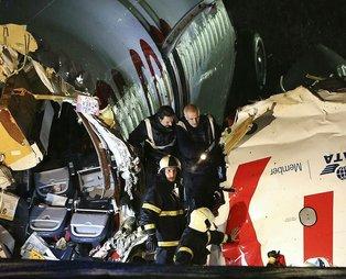 Son dakika: Sabiha Gökçen'da kaza yapan Pegasus uçağının ikinci pilotuyla ilgili şoke eden gerçek