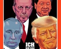 Pentagon yönetimindeki Der Spiegel'den operasyon!