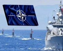 NATO'nun Doğu Akdeniz açıklaması dikkat çekti