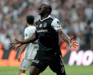 Beşiktaş transferi açıkladı! Vincent Aboubakar resmen Beşiktaş'ta