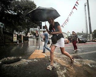 İstanbul Valiliği'nden yağış açıklaması!