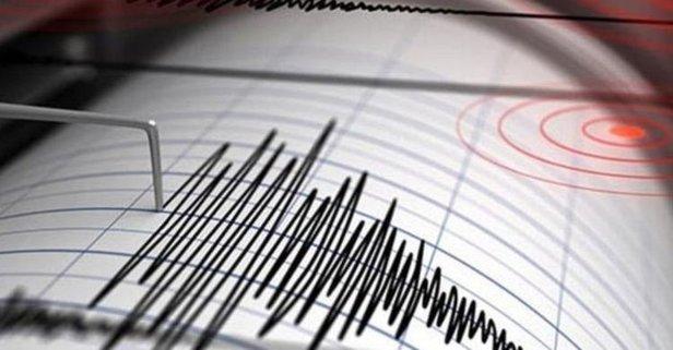 O ülkede şiddetli deprem! Tsunami alarmı verildi
