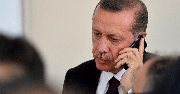 Başkan'dan Çiğdem Nişancı'ya taziye telefonu