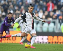 Cristiano Ronaldo'ya tazminat şoku!