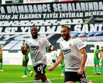 Beşiktaş 3 attı 3 aldı!